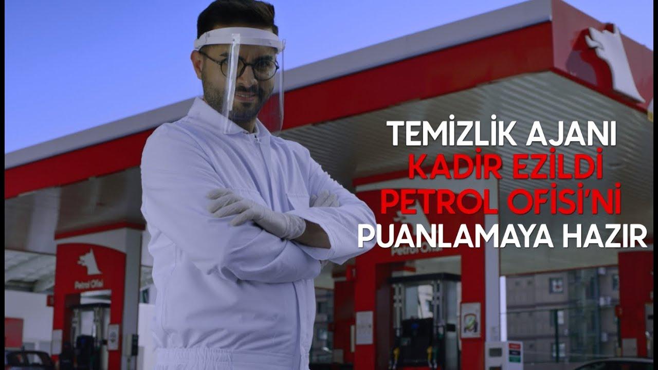 #TemizlikAjanı Kadir Ezildi kararını verdi! İşte Petrol Ofisi'nin hijyen puanı...