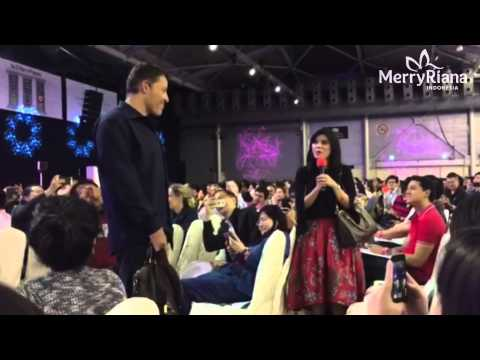 Anthony Robbins Interview Ms Merry Riana