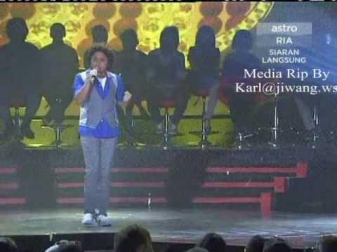 Hafiz - Toyol & Cinta Ini Membunuhku (Konsert 2) AF7