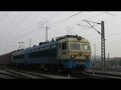 SS4, China Railway freight train 中国铁路
