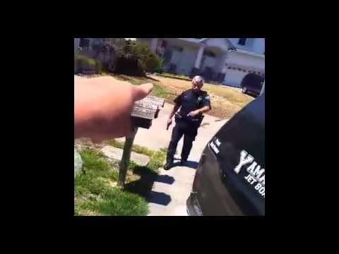 California Cop Pulls Gun on Rohnert Park Resident For Recording With Cellphone (Updated)