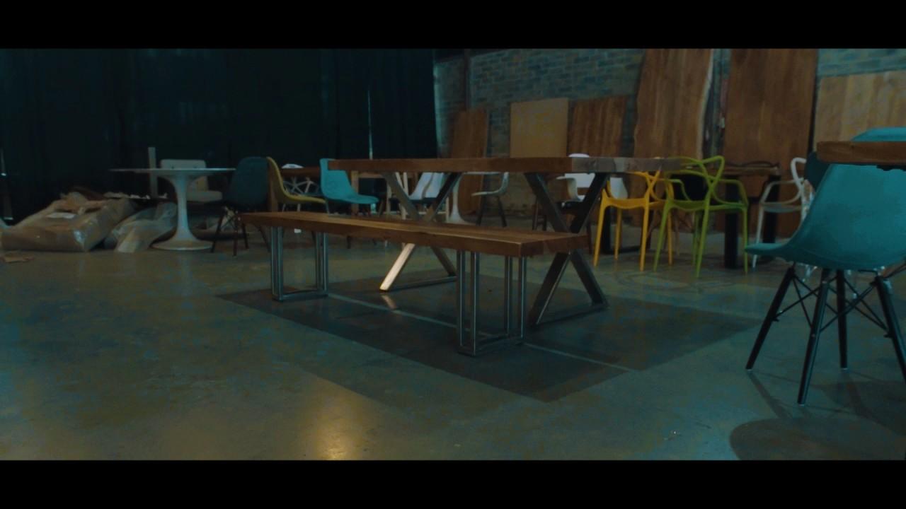 choosing wood for furniture. Choosing A Live Edge Table With Wazo Furniture Wood For U