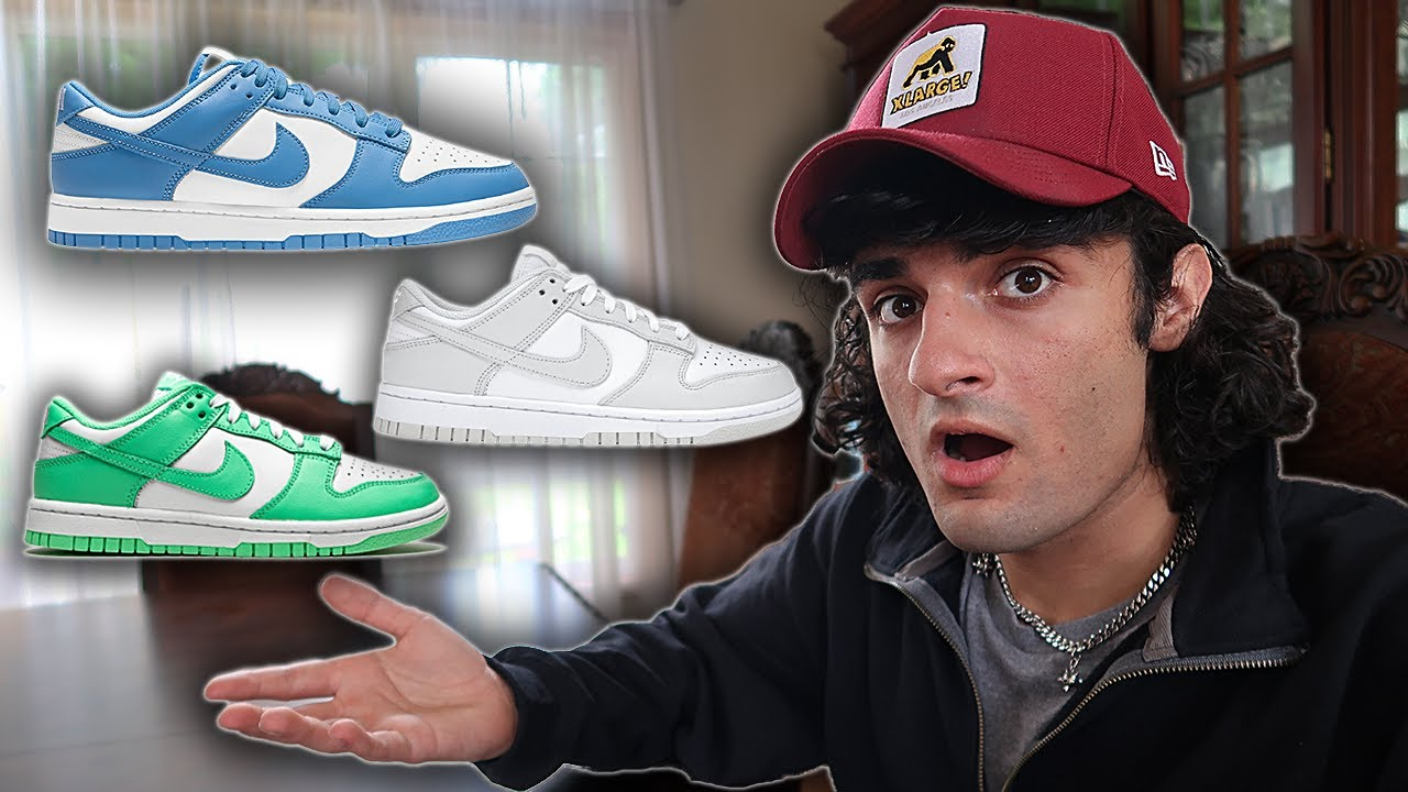 Buy These Nike Dunks Before They Skyrocket!