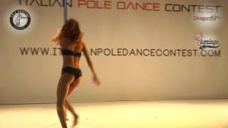 Simona Spataro | Italian Pole Dance Contest 2017 - Lunedì 17 Aprile