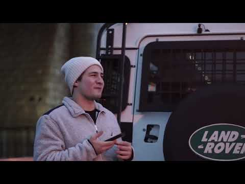 1992 Land Rover Defender 110 Project Snow White Video