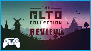 Alto's Collection Review - One Button Back-flip (Video Game Video Review)