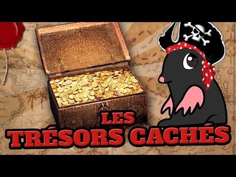 TOP 10 Des TRÉSORS CACHÉS Que Vous Pouvez Trouver