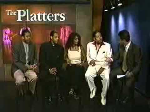PAUL B ALLEN III PRESENTS THE PLATTERS CHANNEL 13 INTERVIEW IN LAS VEGAS, NV.wmv
