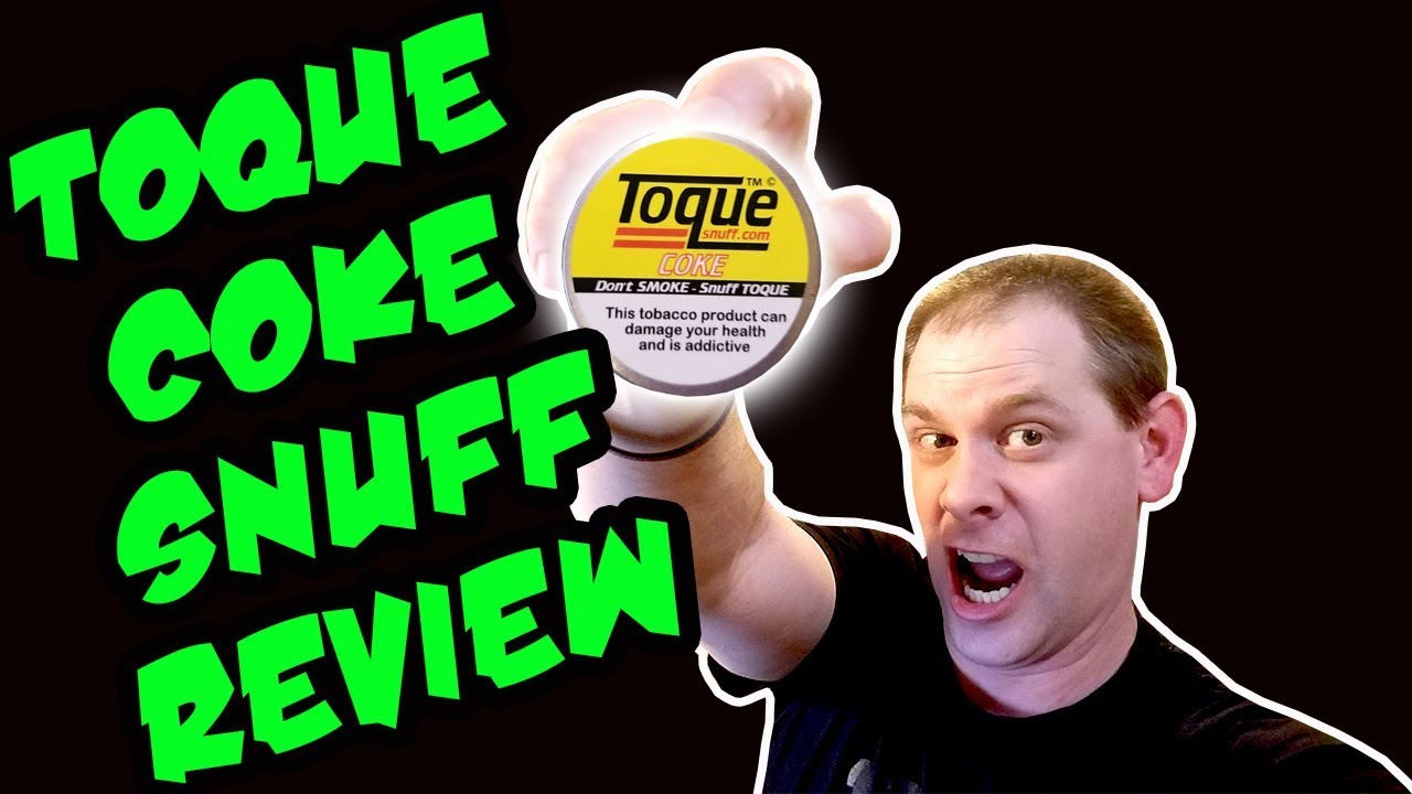 Download Toque Coke Nasal Snuff Review. Does it smell like Coca-Cola!? Lets find out!!
