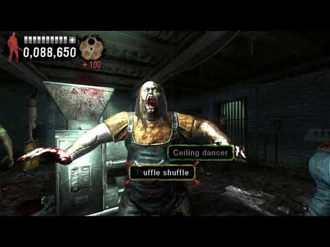 The Typing of the Dead: Overkill (part 1) |