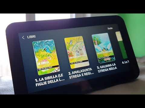 Amazon Echo Alexa Legge Gli Ebook Kindle