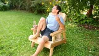 Lawn Chair Build Outtakes