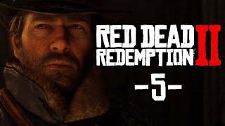 Inna cywilizacja #5 Red Dead Redemption 2 | PC | PL | Gameplay | Zagrajmy w