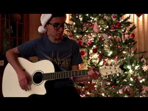 We All Need Christmas - Def Leppard (Guitar Cover)
