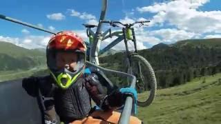 Visitamos el Bike Park de Soldeu en Grandvalira Andorra