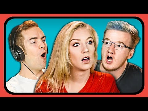 YouTubers React to Top 10 Most Viewed...