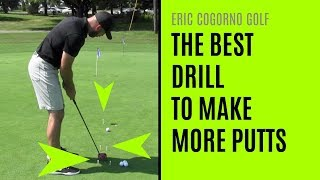 GOLF: The Best Drill To Make More Putts