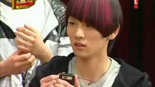 When Key calls Jaejin, that's what he answered! Adorable isn't it?