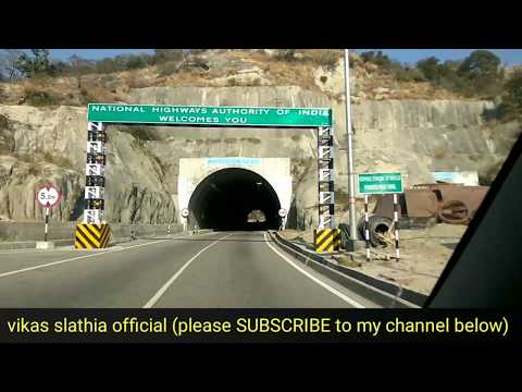 Tunnel road of Jammu and Kashmir-the great Himalayan roads
