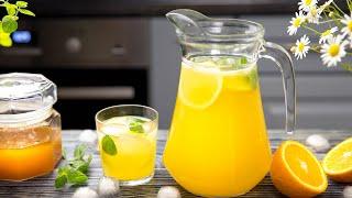 ЛУЧШИЙ НАПИТОК В ЖАРУ | Быстрый ЛИМОНАД за 5 минут (домашний лимонад)