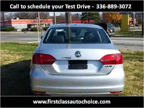 2011 volkswagen jetta used cars high point nc youtube. Black Bedroom Furniture Sets. Home Design Ideas
