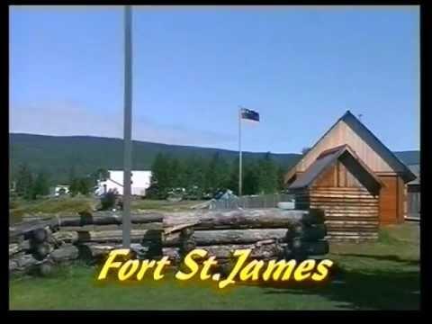 Fort St.James, British Columbia