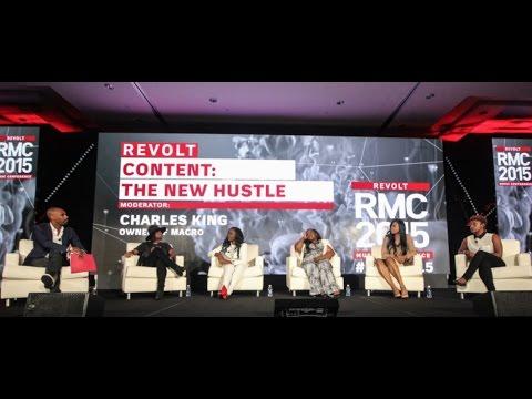 Panels / Performances. (Day 1) Revolt Music Conference 2015 @TrilliesTv.