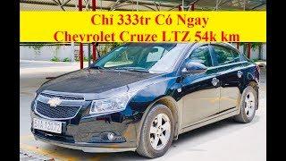 (ĐÃ BÁN) Chỉ 333tr Chevrolet Cruze LTZ 1.8AT 2011 Odo 54k km