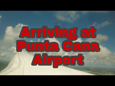 Arriving Punta Cana Airport Oct 10th 2020