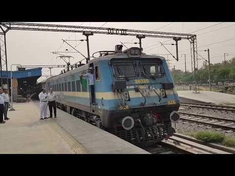 Indian Railways : Arunachal Express covers the 2013 kilometre between Naharlagun and Delhi