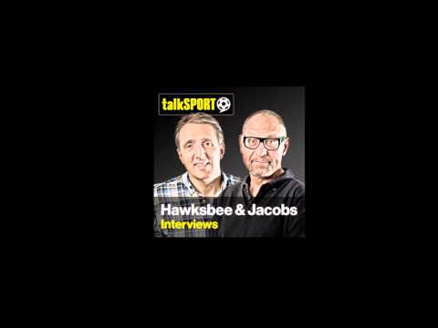 Funny Talksport interview with Alan Mcnee - Hawksbee and Jacobs Show
