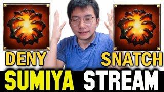 AEGIS DENY vs AEGIS SNATCH | Sumiya Invoker Stream Moment #1073