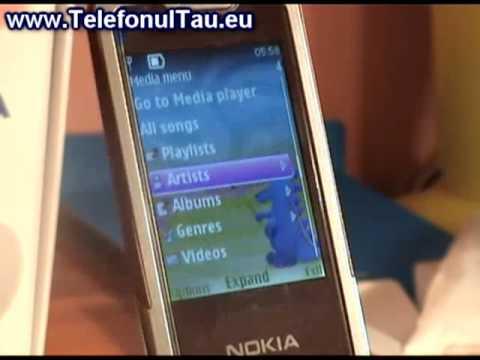 Nokia 7510 Supernova review ( romanian )