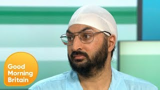 Cricketer Monty Panesar Bares All in New Autobiography 'The Full Monty'   Good Morning Britain