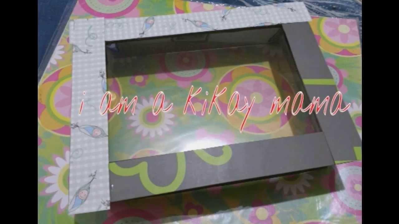 diyshadow box frame recycling bdj boxes - Diy Shadow Box Frame