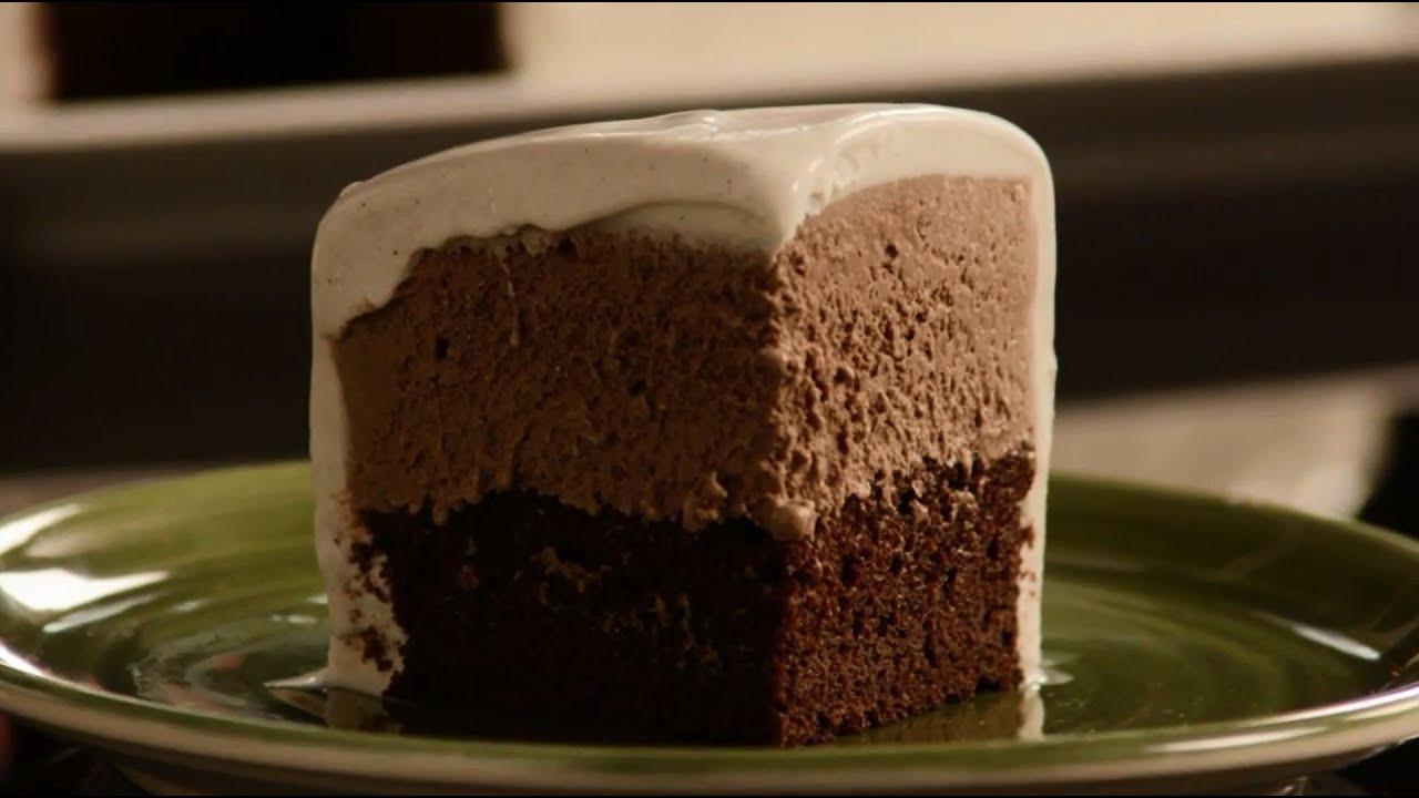 How to Make Ice Cream Cake   Cake Recipes   Allrecipes.com - YouTube