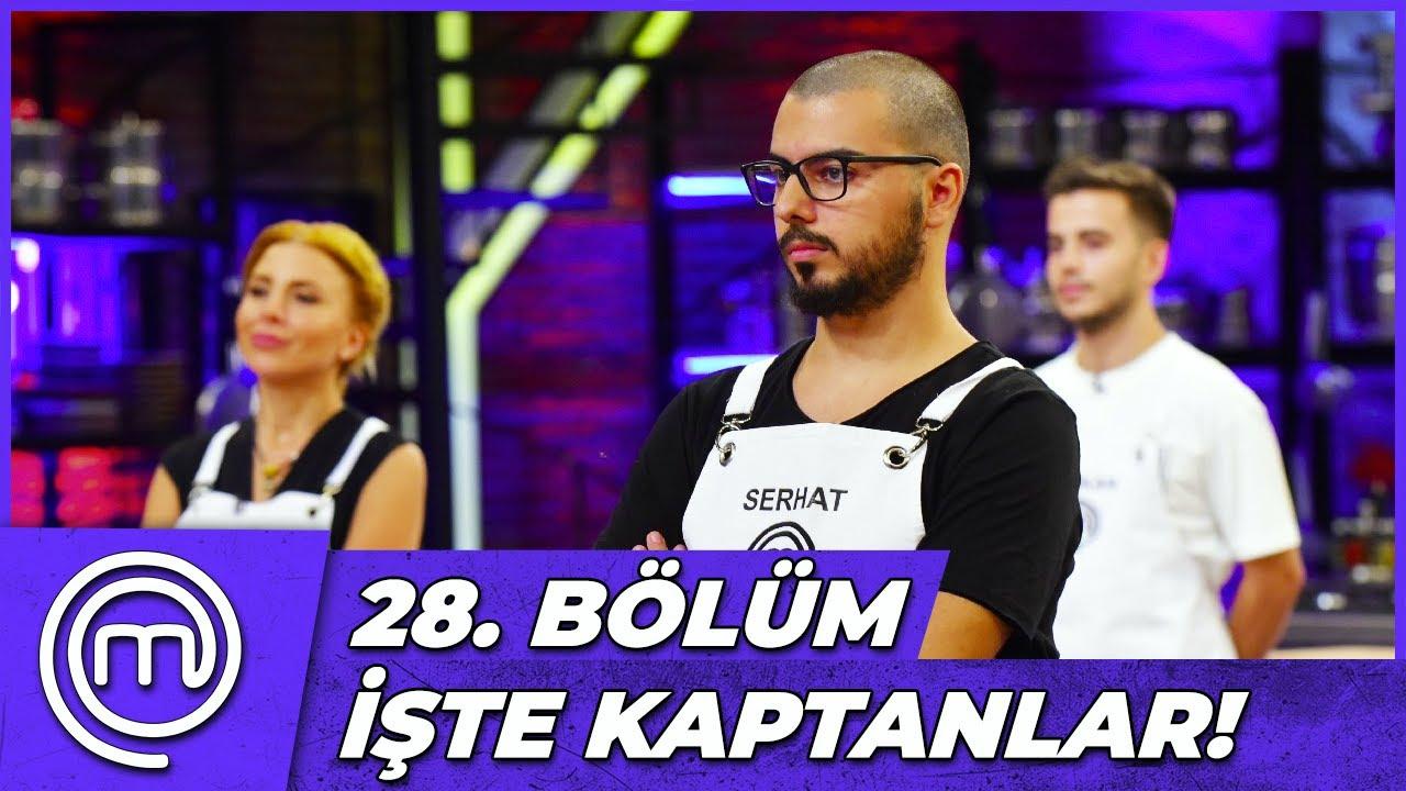 MasterChef Türkiye 28. Bölüm Özeti | İLK KAPTANLIK YARIŞI!