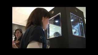 2011/11/19に東京表参道にある時計店、ISHIDA表参道にて行われたROGERDU...