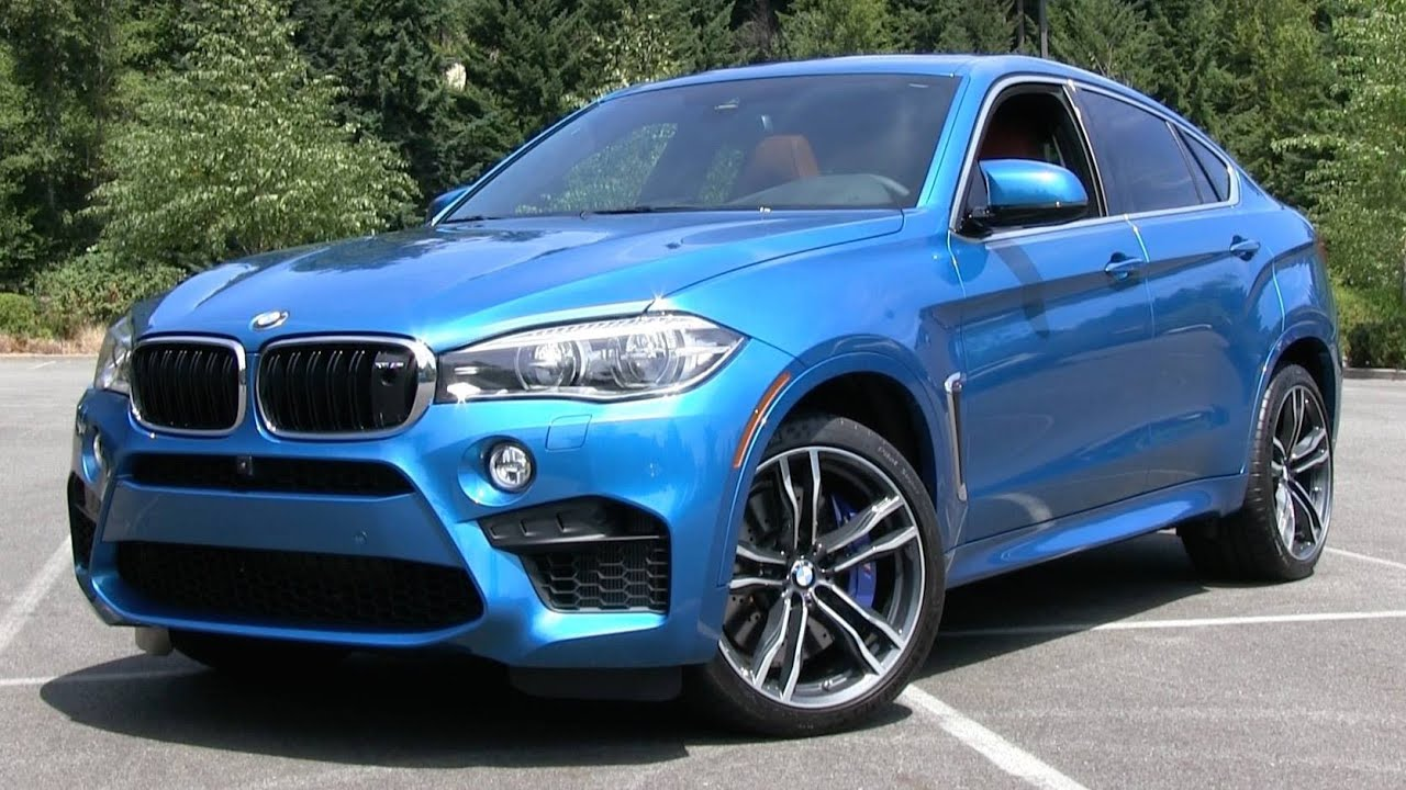 2015 Bmw X6 M Start Up Test Drive And In Depth Review