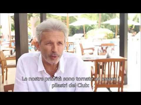 Intervista di Patrick Calvet - Direttore Generale Europa-Africa del Club Méditerranée