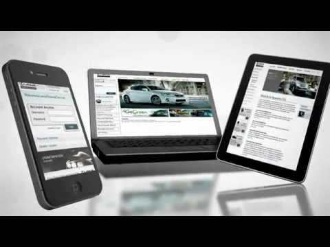 lexus financial services introduces mylfs - youtube