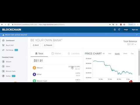Как заработать 1 Bitcoin! Обновленный Blockchain BTC скрипт 2019г ! 💯Рабочий!