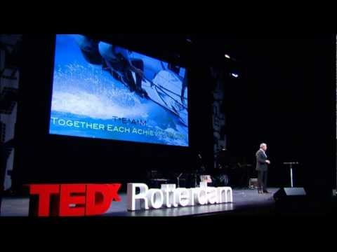 TEDxRotterdam - Eelco Blok - Top Sports Mentality Wil Lead The Future