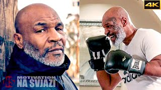 How REAL STRONG Is MIKE TYSON In His 53 Years? / Tyson Trains Himself & His SON & DAUGHTER (2020)