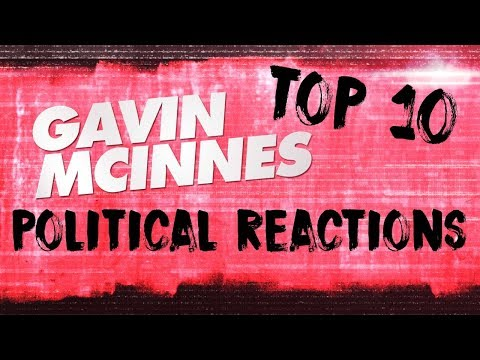 "Gavin McInnes | Top 10 Reactions to Left-wing Media ""Gotchas"""