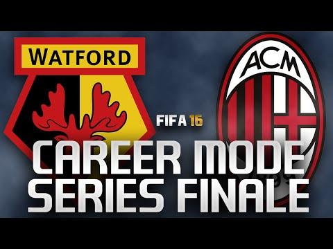 FIFA 16 CAREER MODE | SERIES FINALE