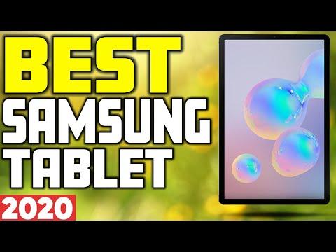 5 Best Samsung Tablet In 2020