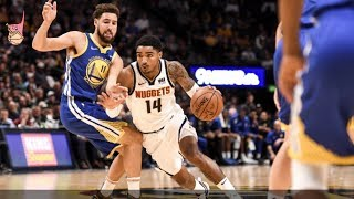 Denver Nuggets vs Golden State Warriors Oct 21, 2018 Full Game Highlights - NBA Season
