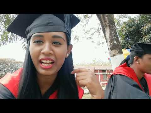 Assam University 17th convocation Day 2(small town girl vlog #26)