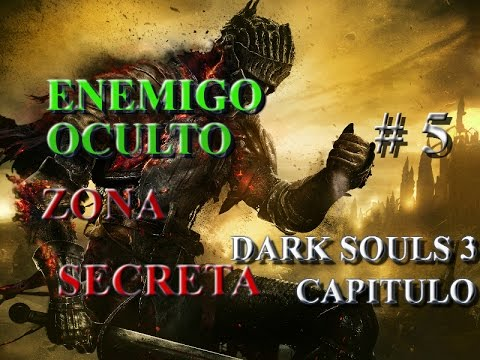 DARK SOULS 3 | ESPAÑOL | TRUCO ENEMIGO OCULTO TORRE DE LOTHRIC #5